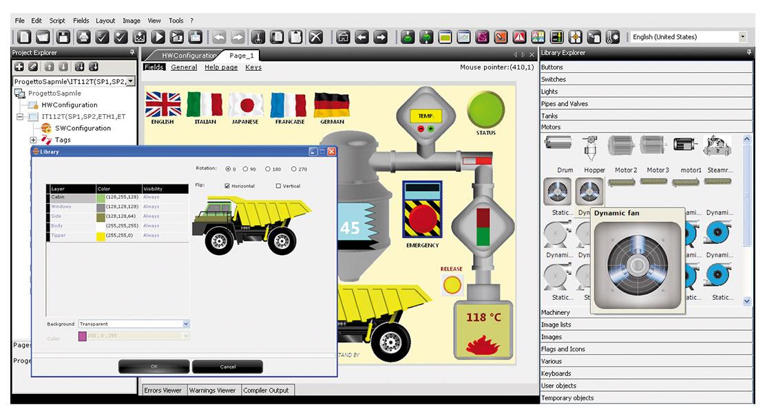 Hmi Software Smart Click ESA Automation