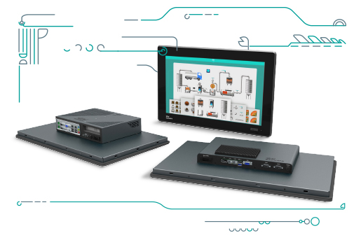 IPC e Industrial Monitor di ESA Automation