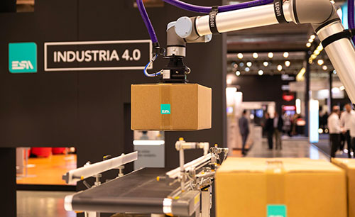 Cobot Industria 4.0 - Esa Automation